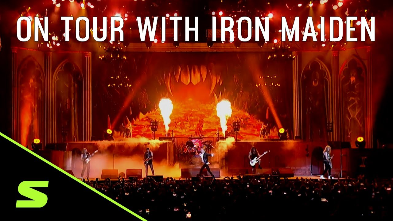 On Tour with Iron Maiden: Legacy of the Beast Tour