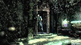 Resident Evil HD Remake (PS4) pt36 - Courtyard Return