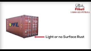How to Buy Wind Water Tight Shipping Containers | Shipping Containers for Sale | 1-844-GO-PITBULL