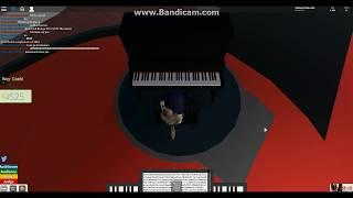 Lost Boys by Ruth B - ROBLOX piano virtual piano