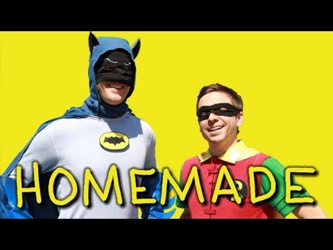 Batman 1966 TV Show Intro - Homemade