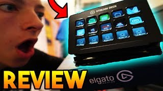 """EVERY PC USER NEEDS ONE OF THESE!"" - Unboxing & Review of the NEW Elgato Stream Deck"
