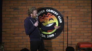 Ciaran Mullins LIVE at Hot Water Comedy Club