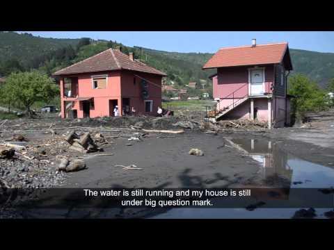 Bosnia and Herzegovina, floods