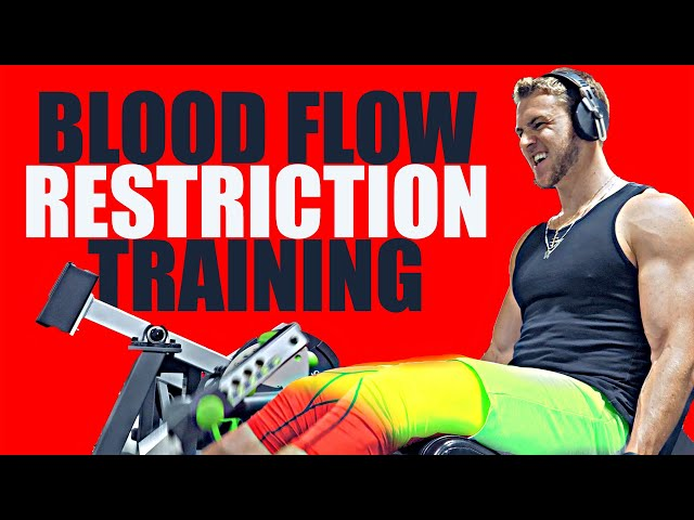 How To: Blood Flow Restriction Training