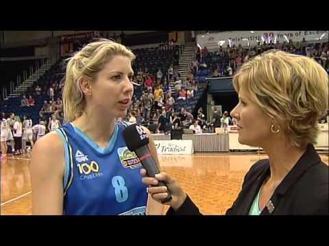 Interview: Round 14 (Carly Wilson) #WNBL