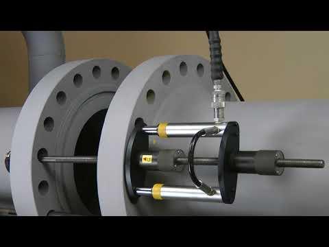 Aproximador de Flange Hidraulico FC10TE - Equalizer