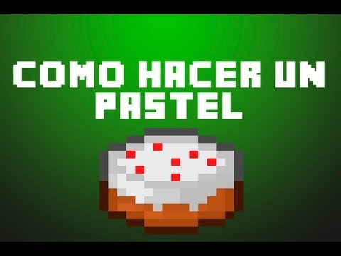 Minecraft c mo hacer un pastel youtube - Como construir un altillo ...