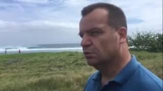 Attaque mortelle de requin : Le sous-préfet de Sant-Paul s'exprime