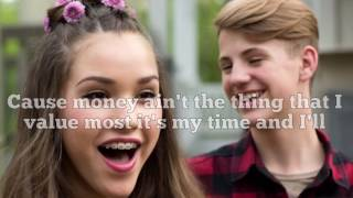 MattyBRaps - Spend It All On You (Lyrics)