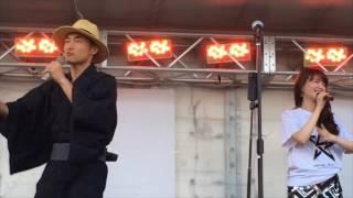 秋田県湯沢市で5日から7日まで、「湯沢七夕絵どうろうまつり」が開かれ...