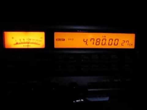 4780 Khz, Radio Djibouti, in Afar