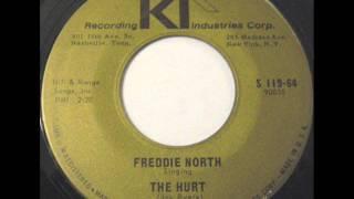 """Freddie North """"The Hurt"""""""