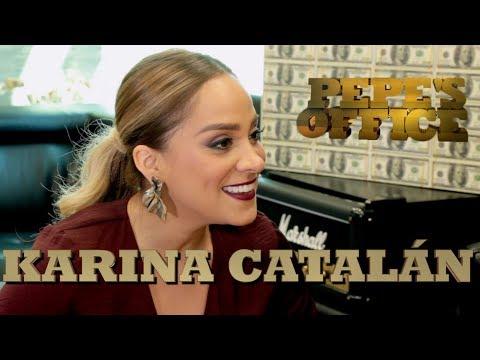 KARINA CATALÁN LLEGA A LA OFICINA - Pepe's Office