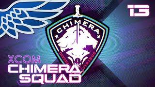 XCOM Chimera Squad   Anarchy in City 31 - Gameplay Ep. 13