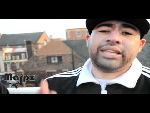 """MarpzTV - Behind The Scenes Of The """"10Man Strong"""" Video Shoot"""
