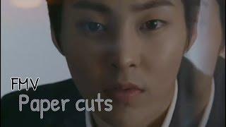 CBX paper cuts MV