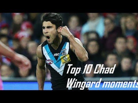 Top 10 Chad Wingard moments