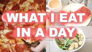 WHAT I EAT IN A DAY | BEAUTYYBIRD