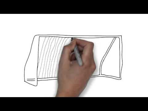The goal itself consists of a frame measuring 8 feet high and 8 yards wide. Winning the Game. To win you have to score more goals than that of your opponents. If the scores are level after 90 minutes then the game will end as a draw apart from in cup games where the game can go to extra time and even a penalty shootout to decide the winner.