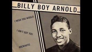 Billy Boy Arnold  -  Rockin Itis