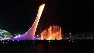 Муслим Магомаев Сочи, Олимпийский парк. Свадьба