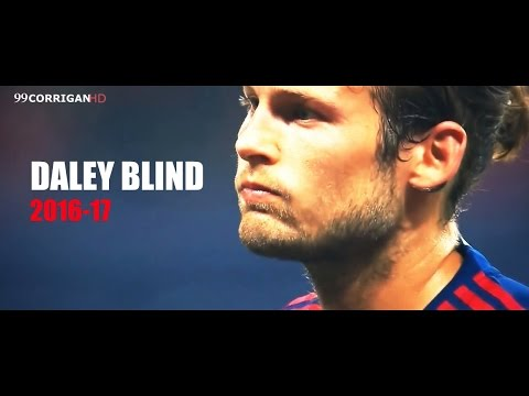 Daley Blind - Amazing Defensive Skills, Passes & Assists - 2016 HD