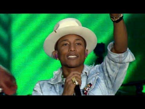 Pharrell - Frontin' (Summertime Ball 2014)