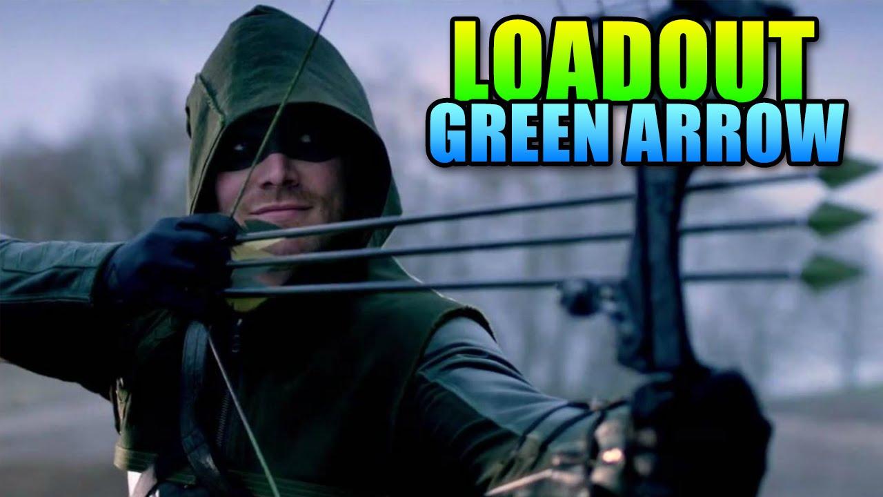 Loadout The Green Arrow Phantom Bow Battlefield 4 Bow