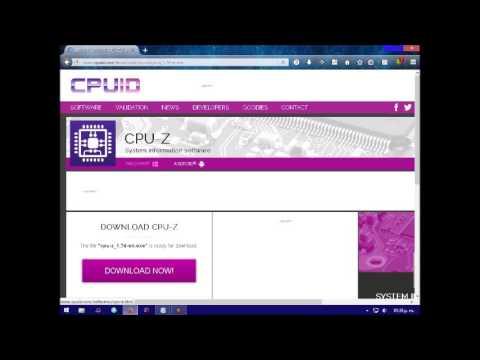 cpu z download 64 bit
