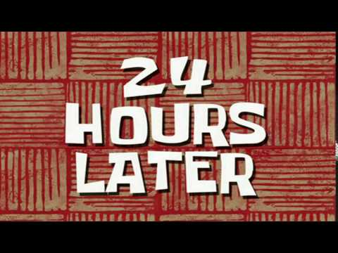 24 Hours Later | SpongeBob Time Card #65