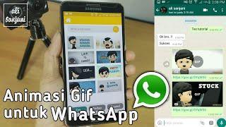 CARA Buat ANIMASI 3D Untuk WhatsApp TUTORIAL Android