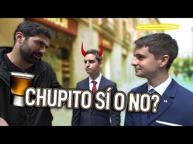 EL CHUPICHISTE - ME BEBO UN CHUPITO SI NO SE RIEN
