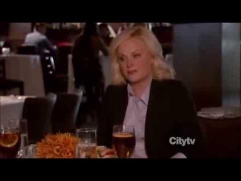 Parks and Rec - Tom rates Leslie's interests