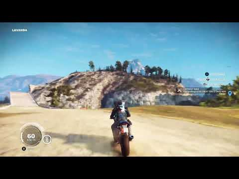 Double knock out (just cause 3)