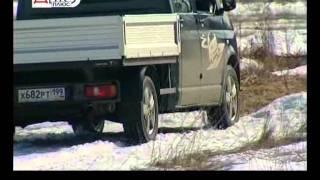 Тест драйв Volkswagen Transporter part 1