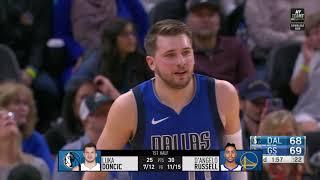 Golden State Warriors vs. Dallas Mavericks | December 28, 2019