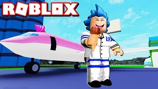 I GET THE ICE AVION! - Roblox: Ice Cream Van Simulator