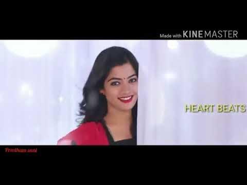 Kannu Athu Gun Nu Mathiri Song#rashmika Mandanna 😘😘 What's Up Status