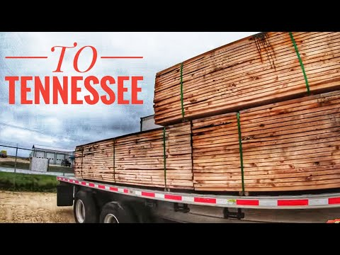My Trucking Life   TO TENNESSEE   #1793