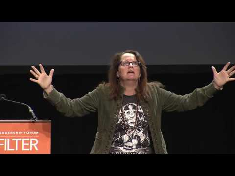 Kelly Carlin - Driven to Distraction | The 2016 Women's Leadership Forum