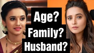 Shivani Surve Family Who is Shivani Surve Husband Jaana Na Dil Se Door Actress Vividha Kashyap Age 