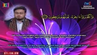 International Al-Quran Recital Competition 2015 Qari Champion - Mohsen Hassani Kargar (Iran)