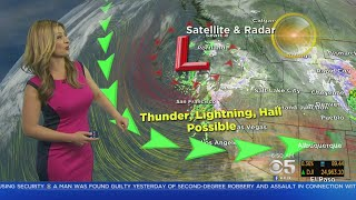 Friday Morning Forecast With Neda Iranpour