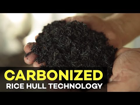 Carbonized Rice Hull Technology   Agribusiness Philippines