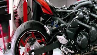 remontage z750 concept oziol motos