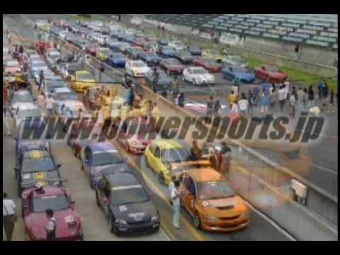 September, 2012 broadcast, Television Osaka   OPTION2 endurance race 2012 Rd2-1