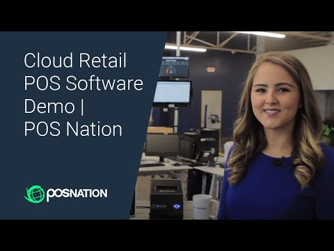 Cloud Retail POS Software Demo | POS Nation