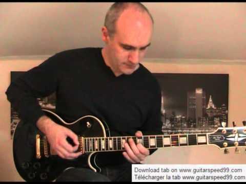Cours de guitare - Parisienne Walkways (Gary Moore)