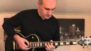 Cours de guitare - Parisienne Walkways (Gary Moore)